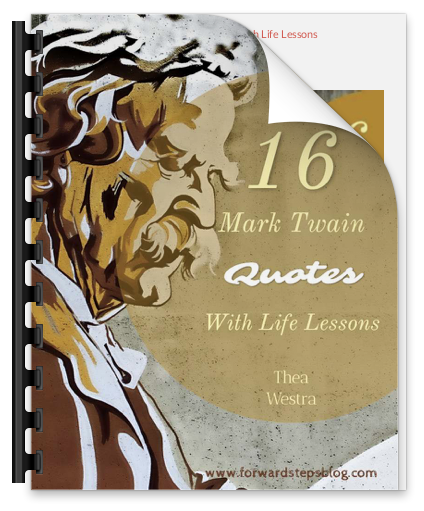16 Mark Twain Quotes With Life Lessons ebook cover