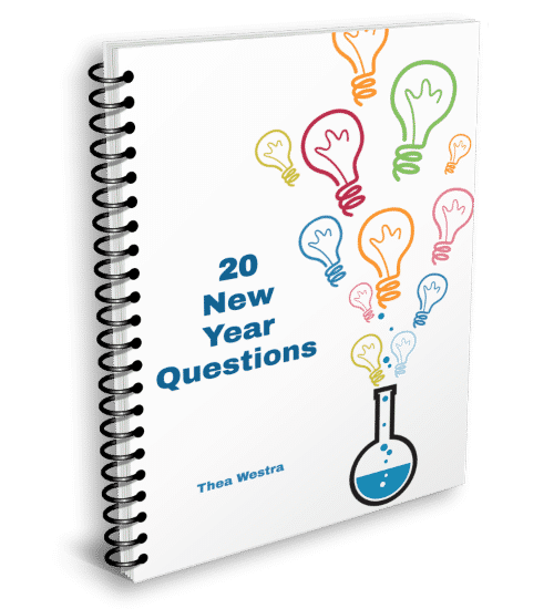 20 New Year Questions From Forward Steps