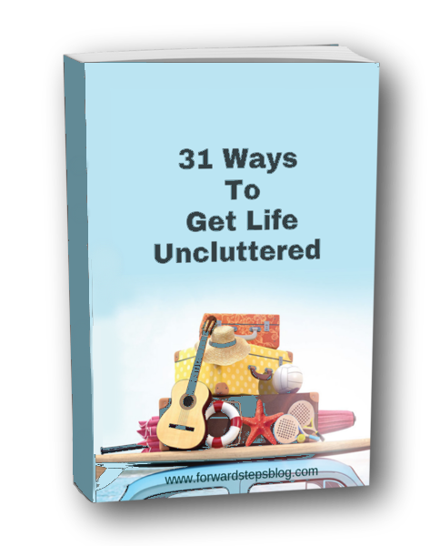 Get life uncluttered ecover