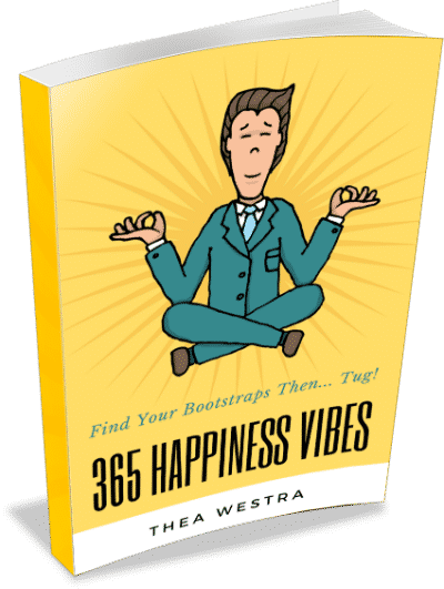 365 Happiness Vibes 3D ebook cover 400x531