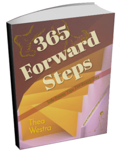 Forward Steps Self Improvement Products 365 forward steps ebook