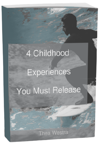 4 Childhood Experiences You Must Release ebook
