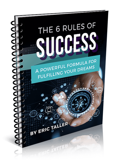 6 Rules Of Success - Forward Steps book cover 591px