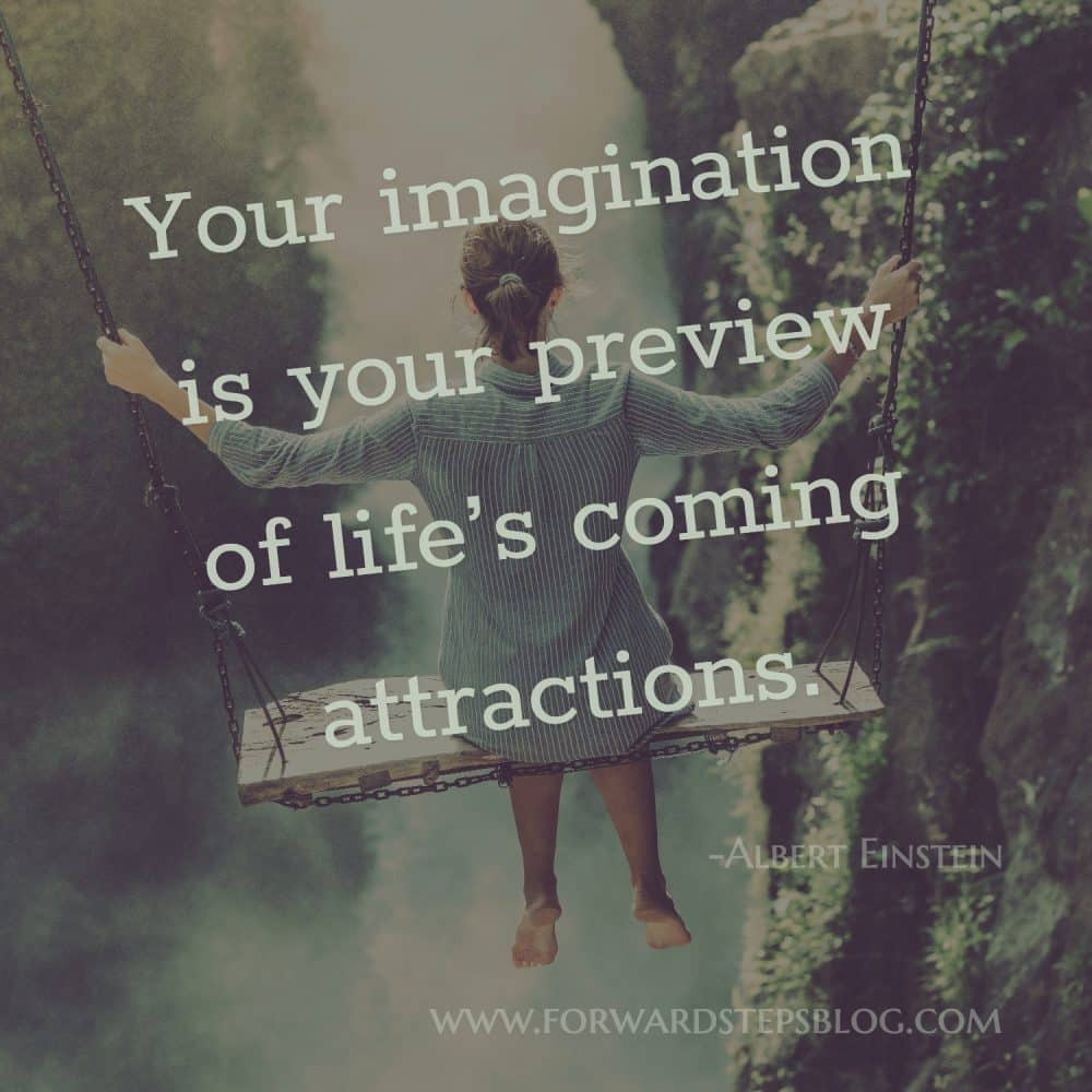7 Law Of Attraction Tips - Forward Steps image 3