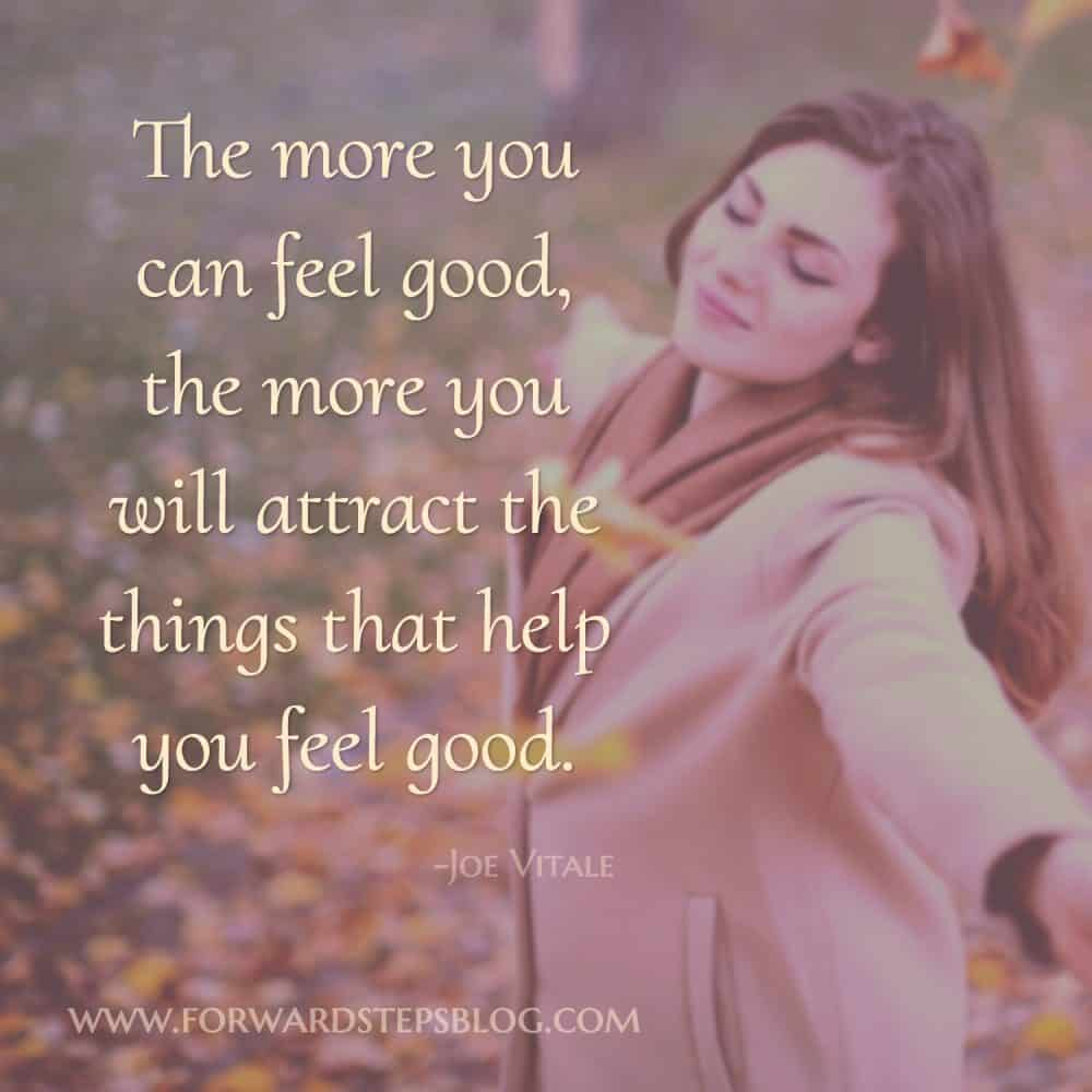 7 Law Of Attraction Tips - Forward Steps image 4