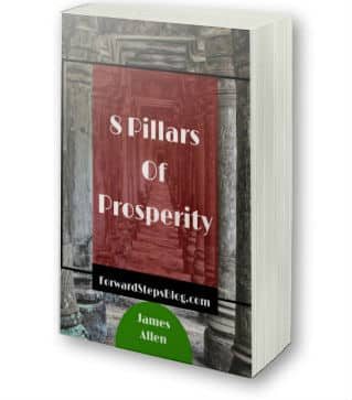 8 Pillars Of Prosperity - Forward Steps book cover 591px