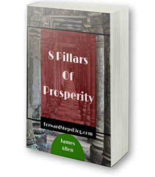 8 Pillars Of Prosperity - Forward Steps book cover 591px