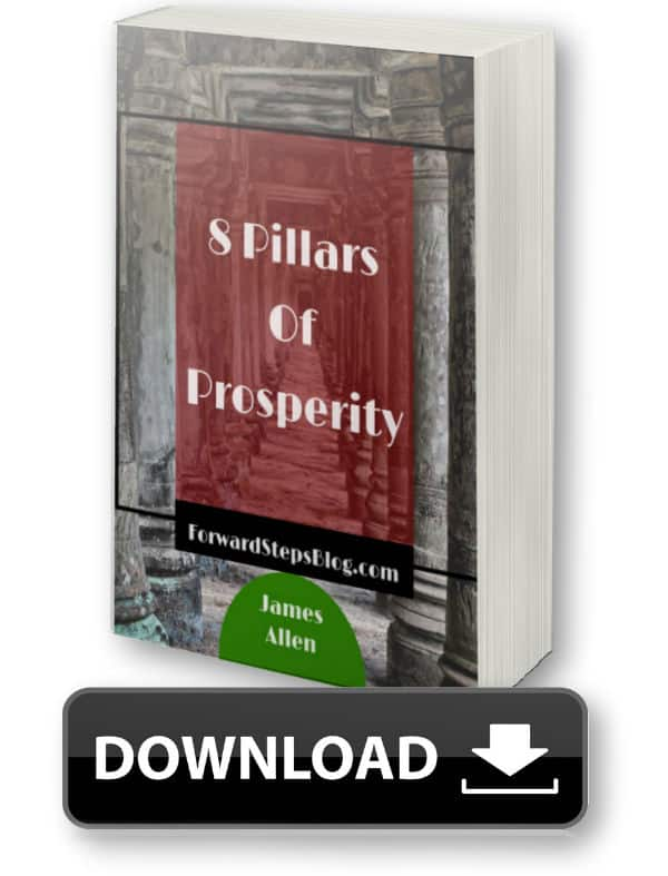 8 Pillars Of Prosperity - Forward Steps Free eBook Download