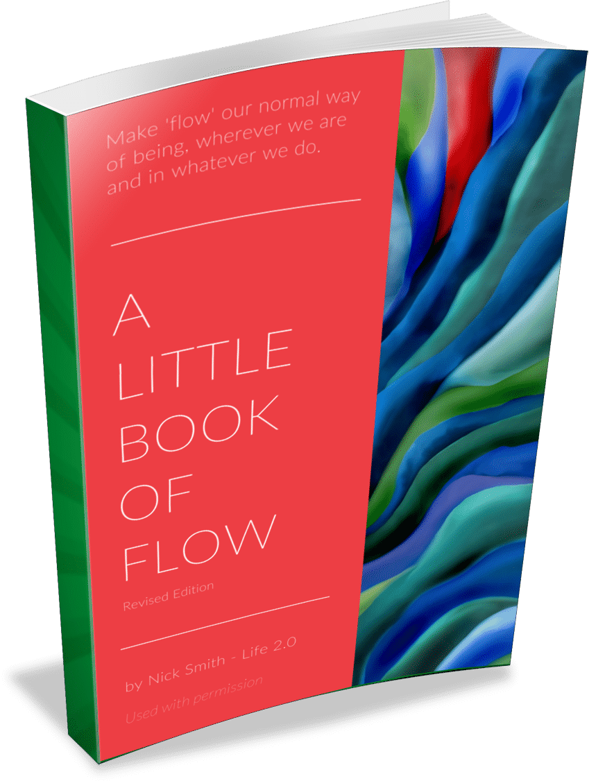 A Little Book Of Flow Book Cover 849x1126