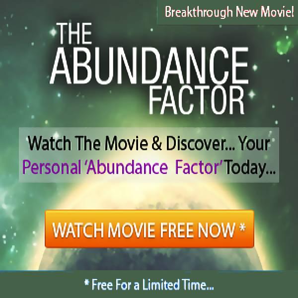 Abundance Factor Movie (watch it free)