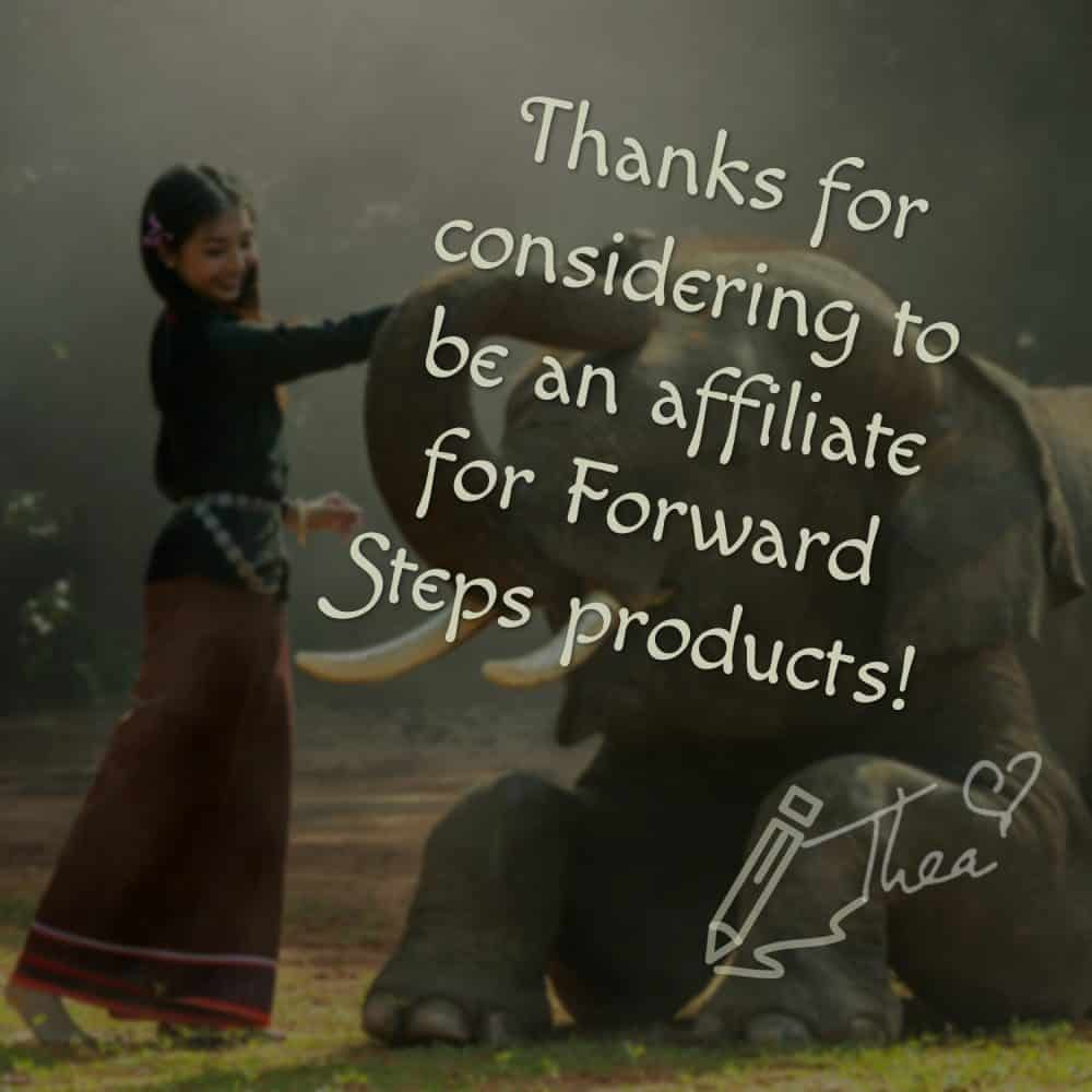 Forward Steps Personal Development Affiliate Sign Up