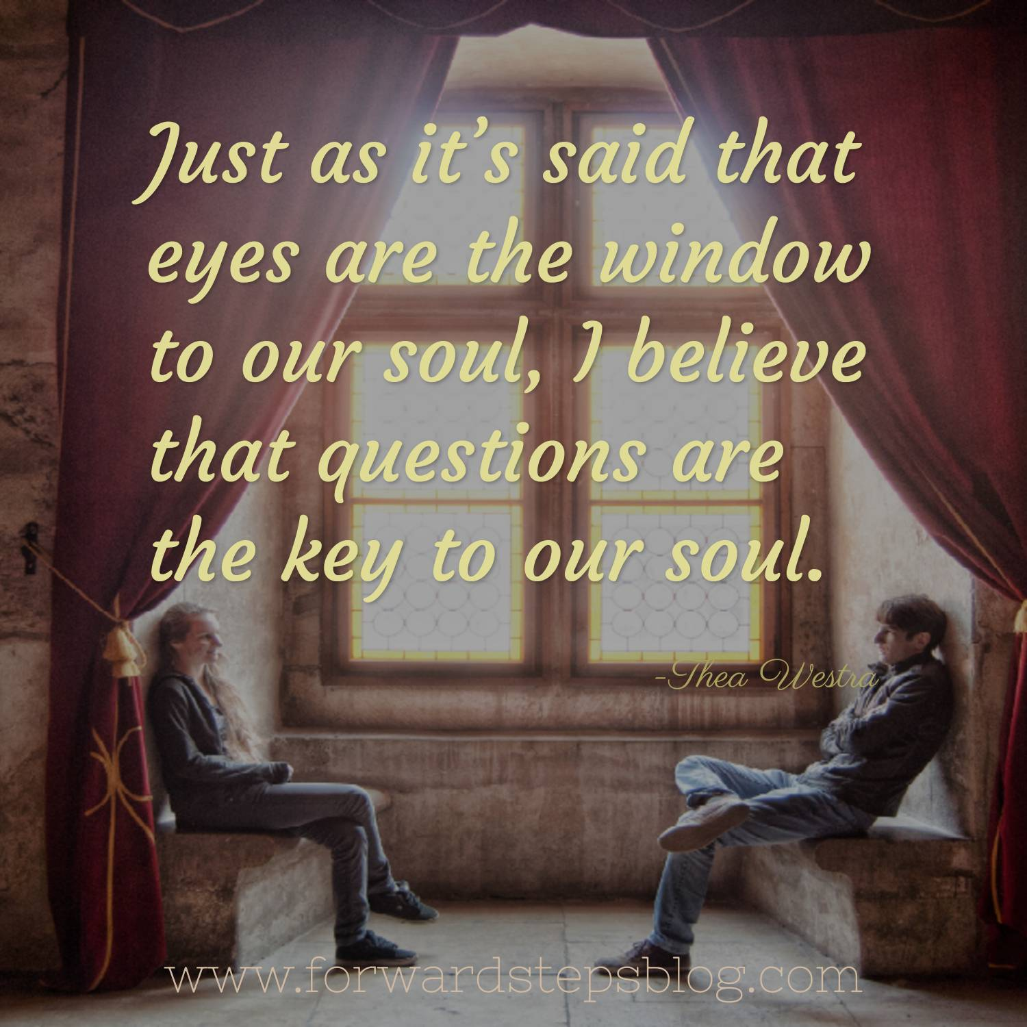 Ask Yourself Penetrating Questions