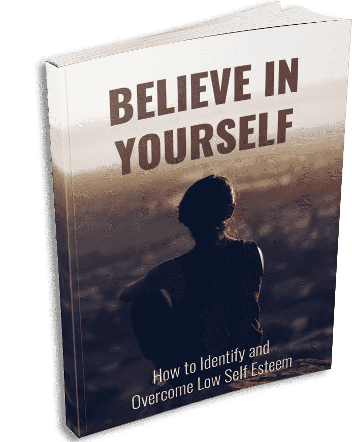 Believe In Yourself - Forward Steps Free eBook Cover