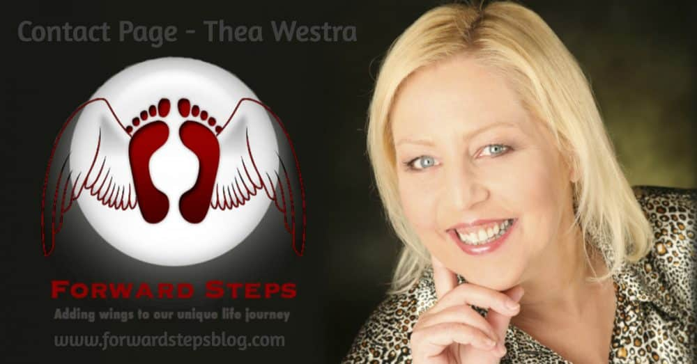 Contact page for Thea Westra 1200