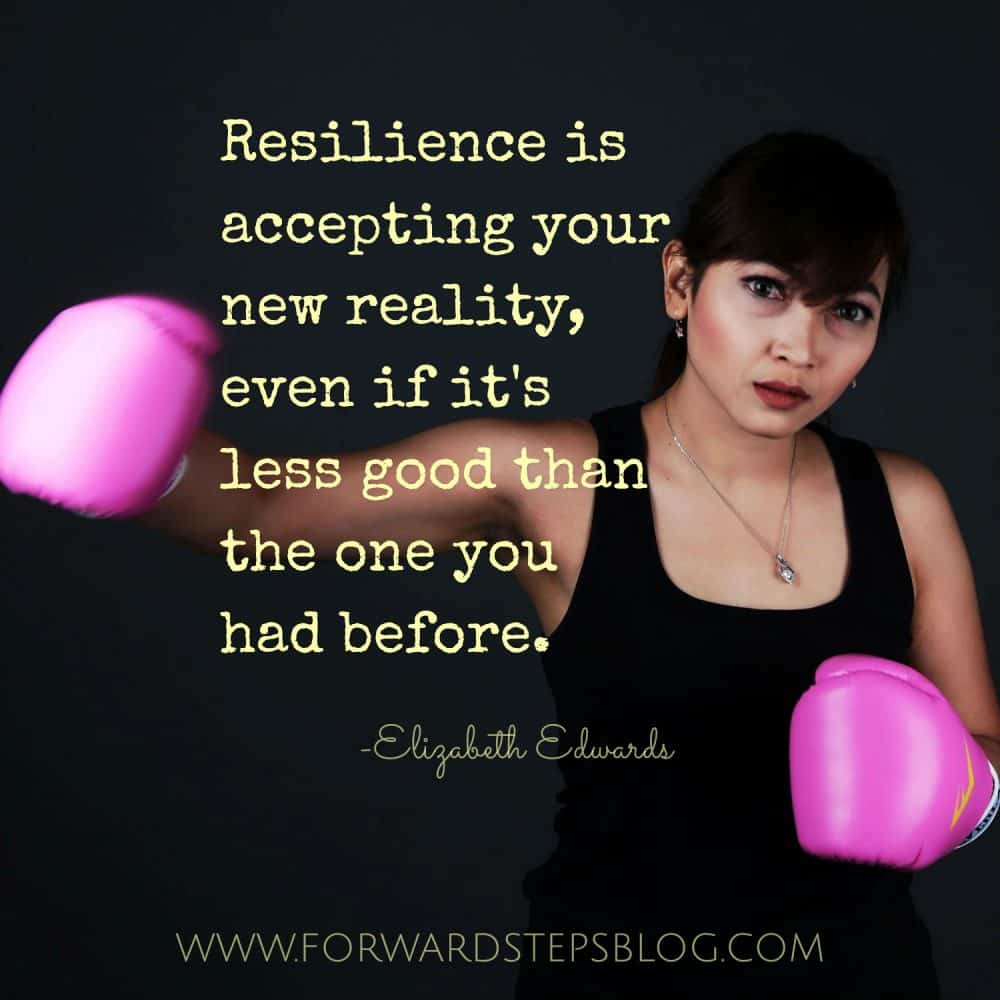 Develop Resilience - Forward Steps image_1