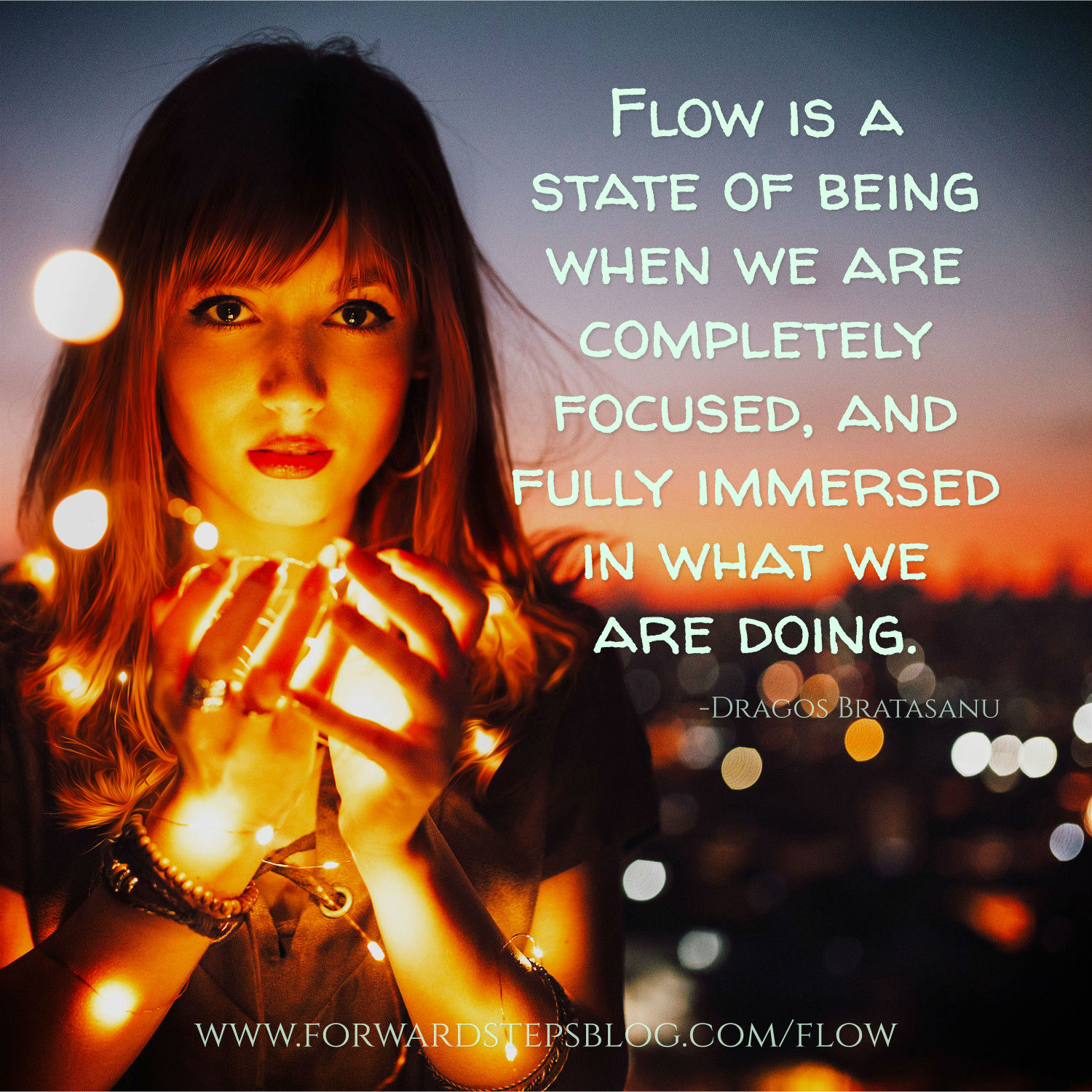 Flow is a state of being - Forward Steps image_10
