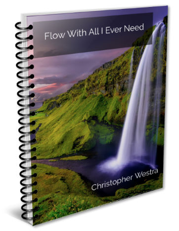 Flow poem book cover - Forward Steps image_3