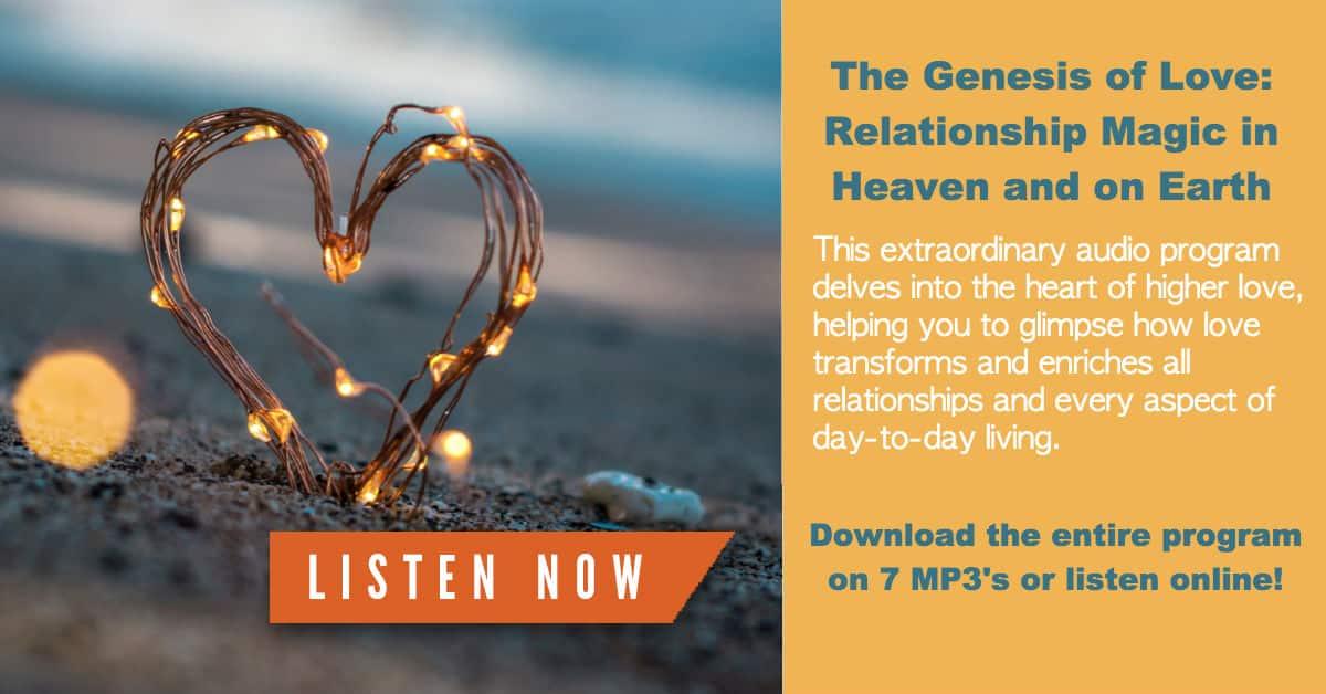 Genesis Of Love via Forward Steps