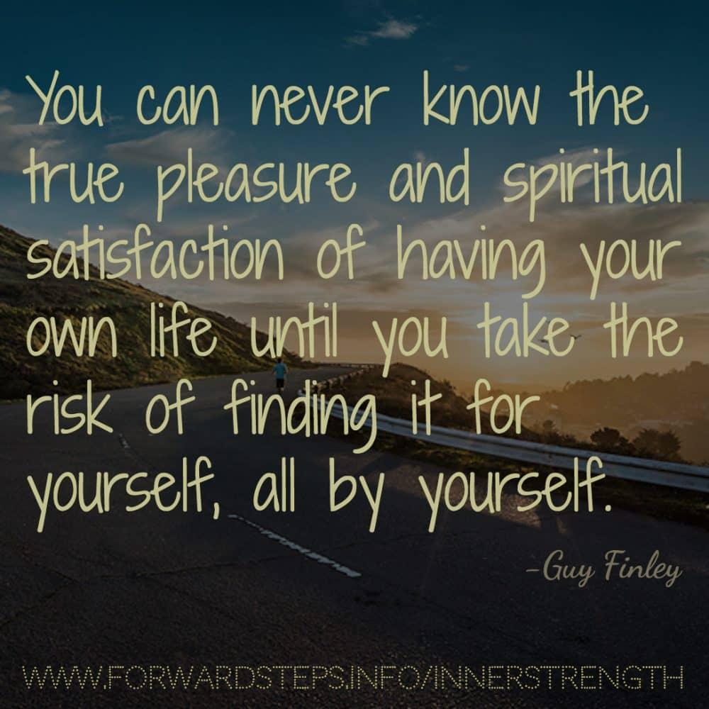 10 Conscious Risks For Inner Strength