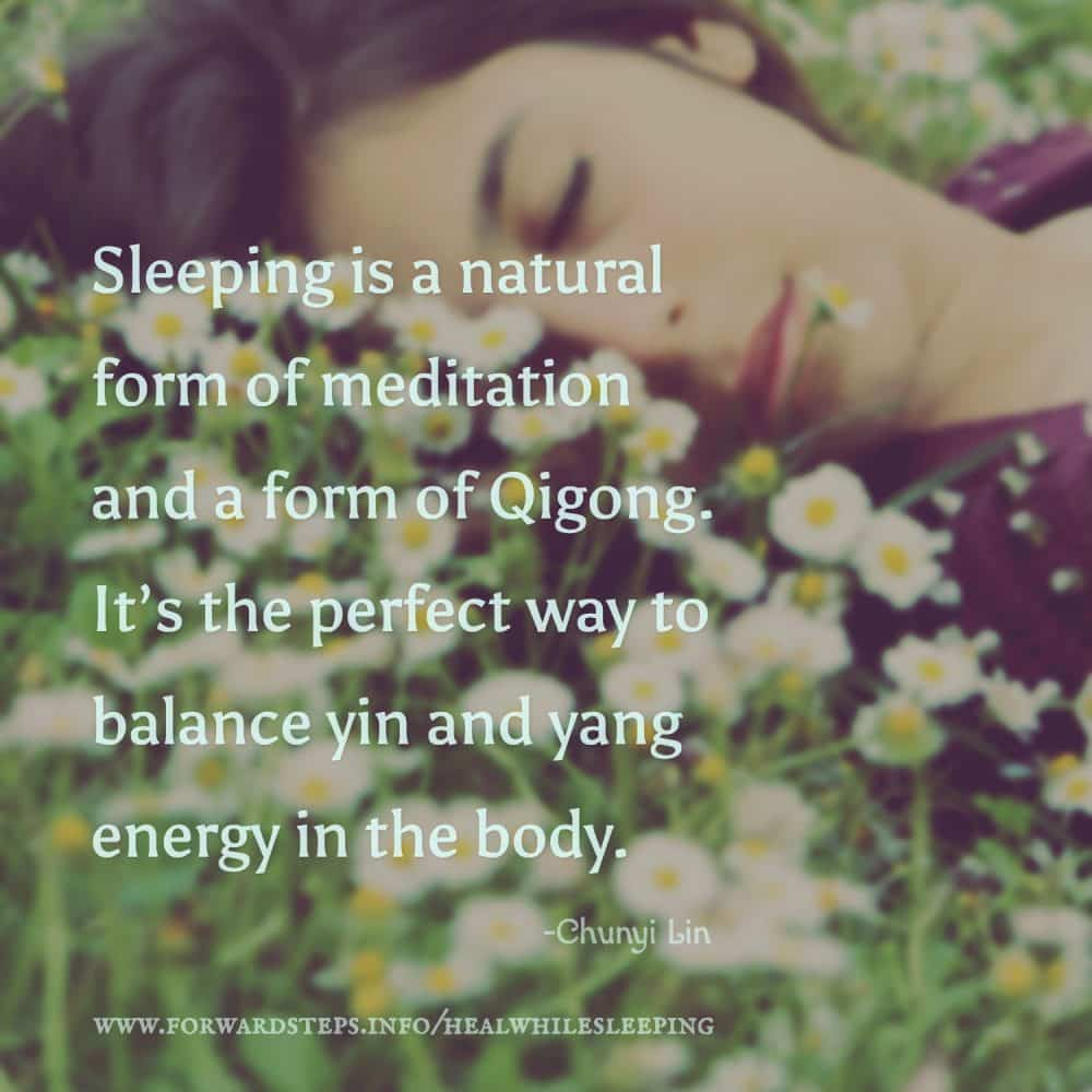 Heal Your Body As You Sleep - Forward Steps image_3