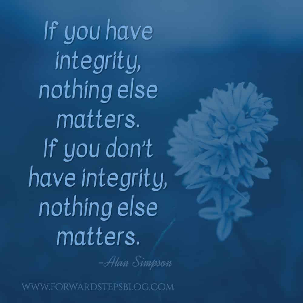 Integrity Nothing Else Matters_1