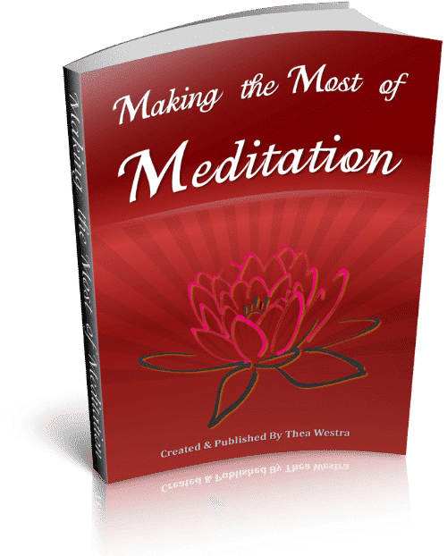 Making The Most Of Meditation free ebook
