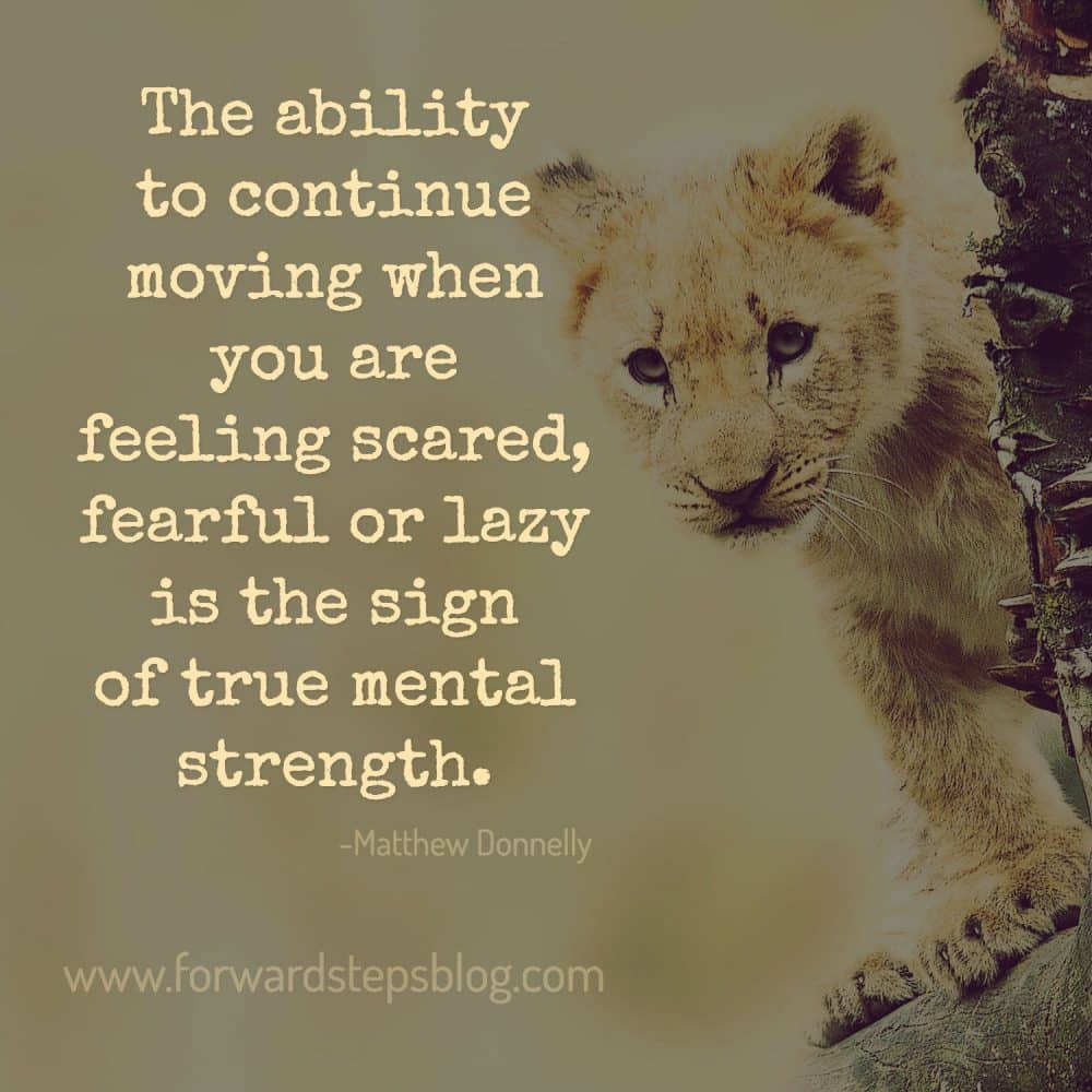Mental Toughness - Forward Steps blog image_1