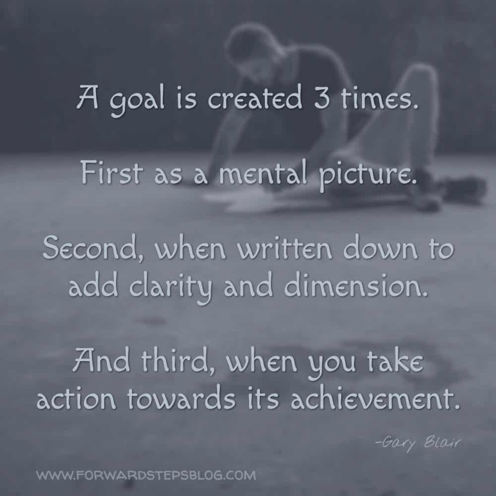 Number 2 Of 365 Forward Steps Notes