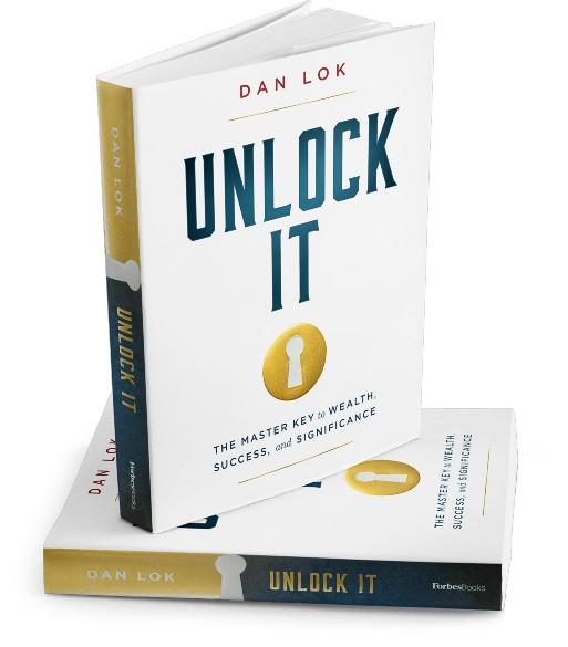 Overnight Success - Unlock It free ebook from Dan Lok