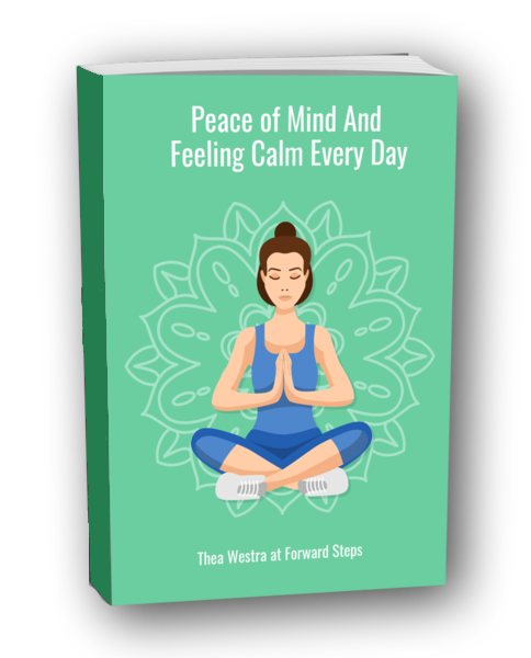 Peace Of Mind free ebook from Forward Steps