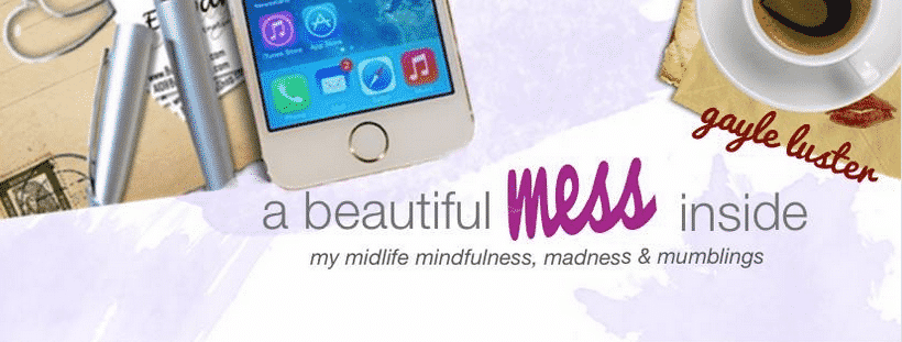 Personal development Facebook pages - A Beautiful Mess Inside