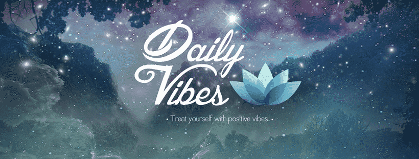 Personal development Facebook pages - Daily Vibes