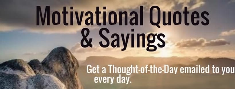 Personal development Facebook pages - Motivational Quotes