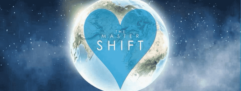 Personal development Facebook pages - The Master Shift