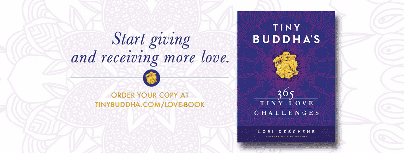 Personal development Facebook pages - Tiny Buddha