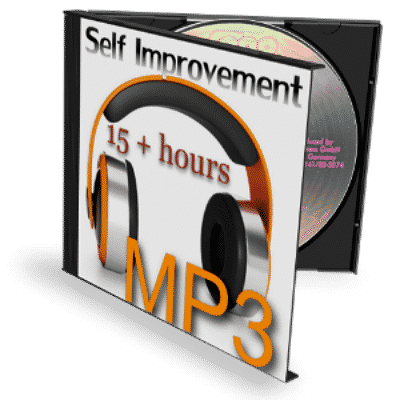 Enjoy 15+ Hours Of Self Improvement MP3 Downloads