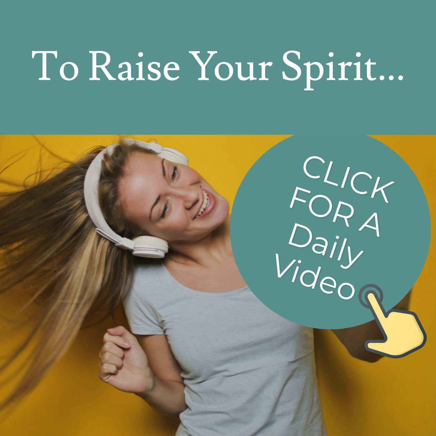 Raise Our Spirit By Sharing A New Daily Video