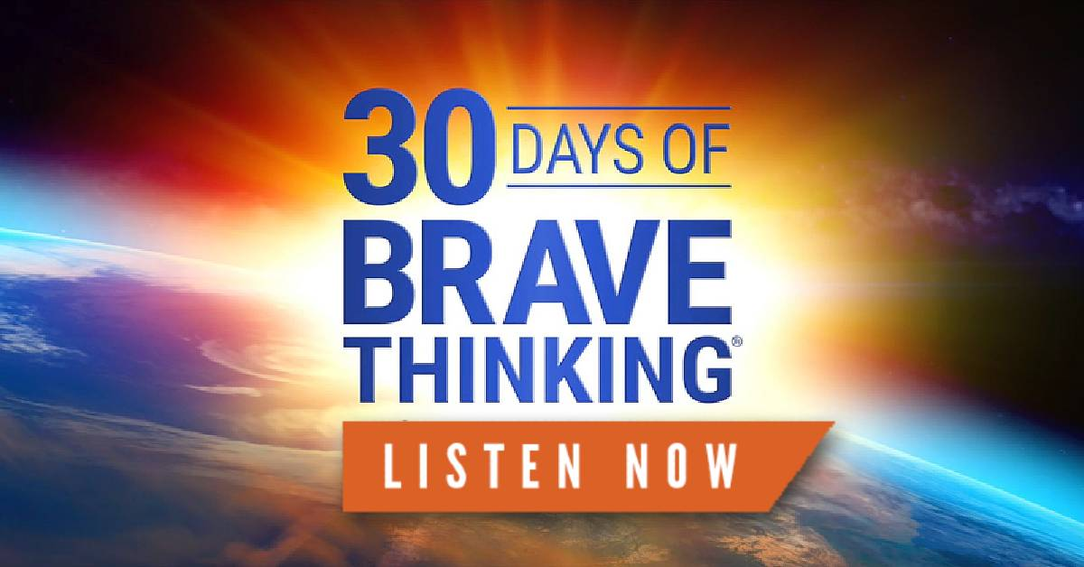 Raise Your Spirit Mary Morrissey 30 Days Of Brave Thinking