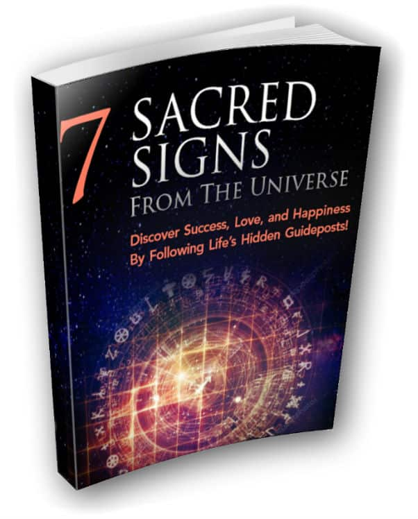 Raise Your Vibration - 7 Sacred Signs Free eBook from Forward Steps
