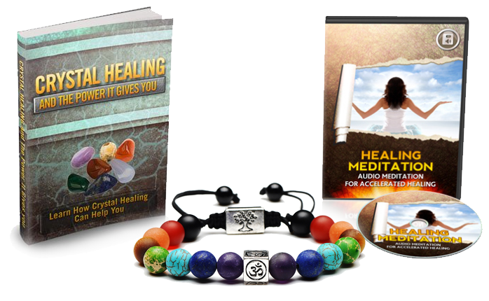 Reiki bracelet bundle - Forward Steps