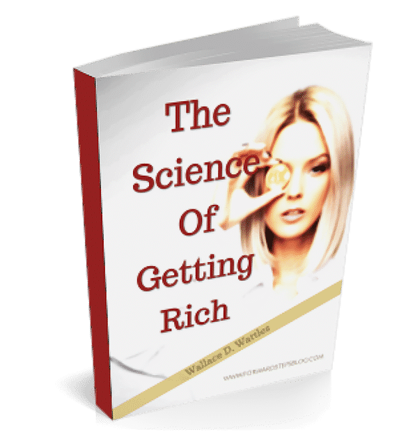 Science Of Getting Rich ebook Cover