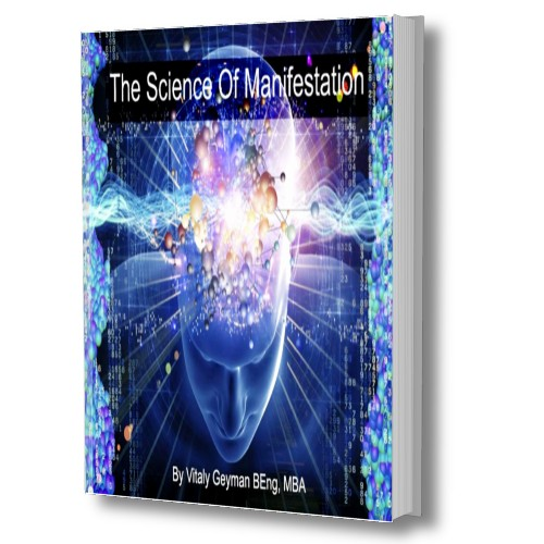 Science Of Manifestation by Vitaly Geyman ebook cover 500px