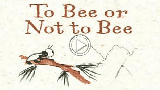 To Bee Book by John Penberthy