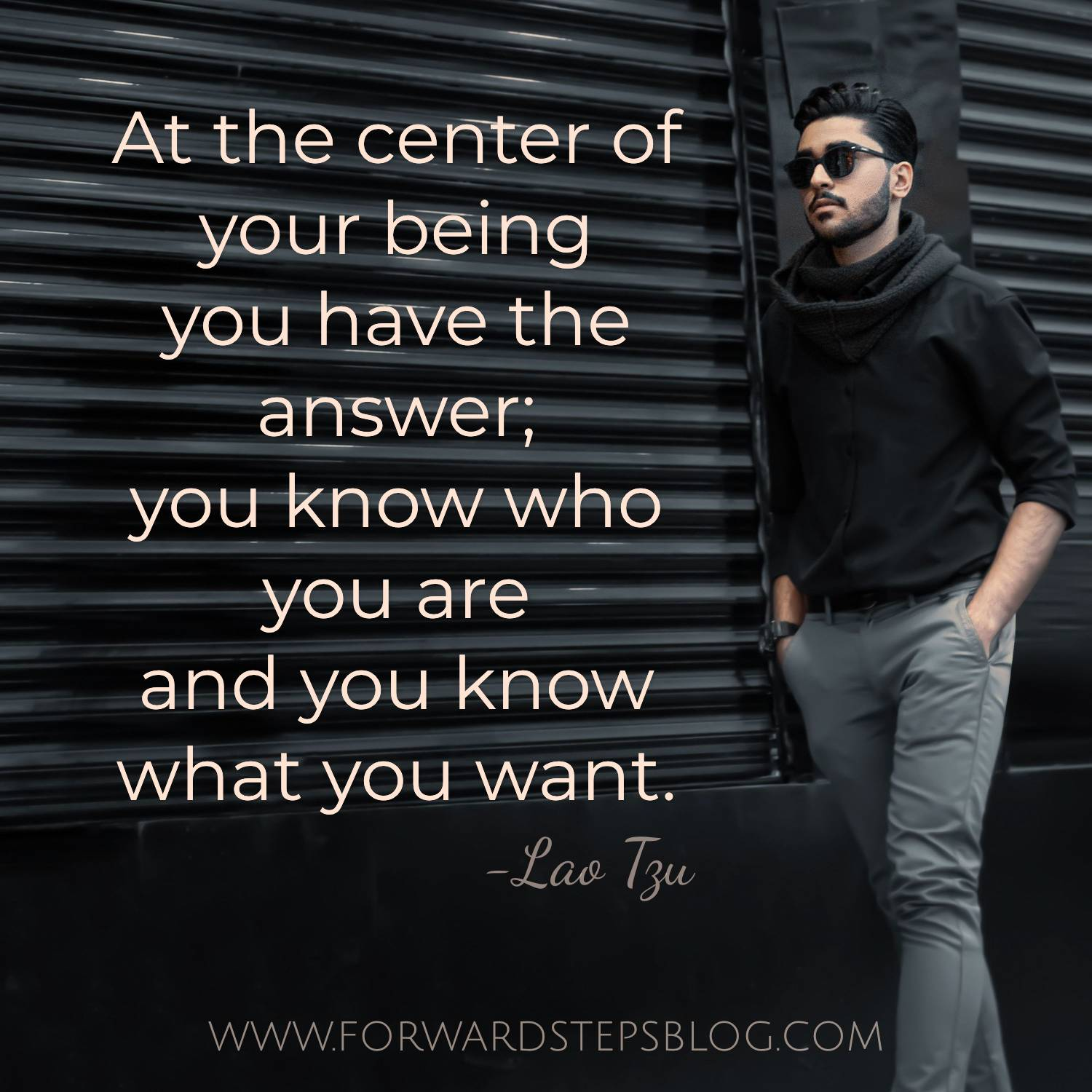 Self Awareness Quote - Forward Steps Blog 1500px_2