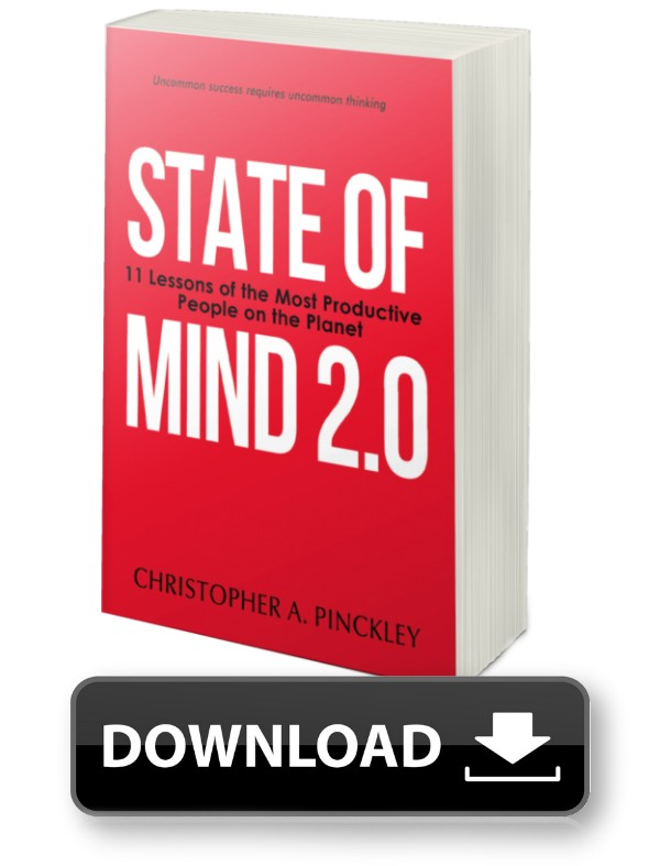 State Of Mind 2.0 by Christopher A. Pickley - Forward Steps Free eBook Download