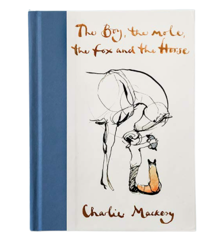 The Boy, the Mole, the Fox and the Horse - Forward Steps image