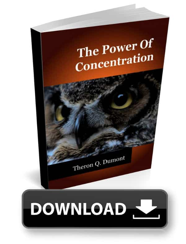 Power Of Concentration - Forward Steps Free eBook Download