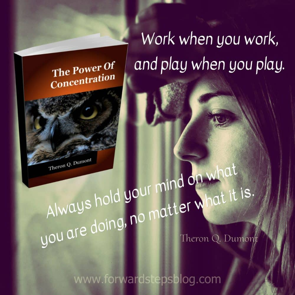Power Of Concentration Free eBook Download