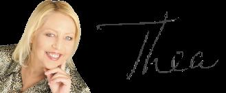 Thea Westra Signature transparent grey 329x136