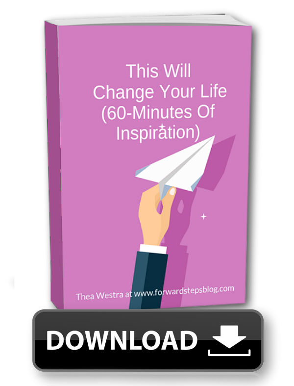 This Will Change Your Life free ebook - Forward Steps